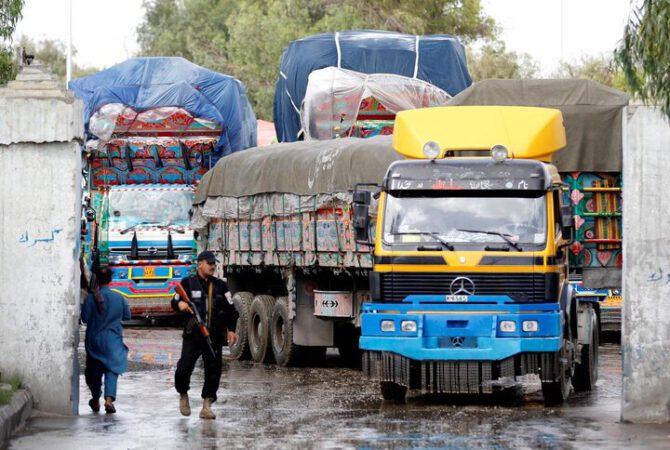 واردات افغانستان